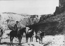 john otto on horseback